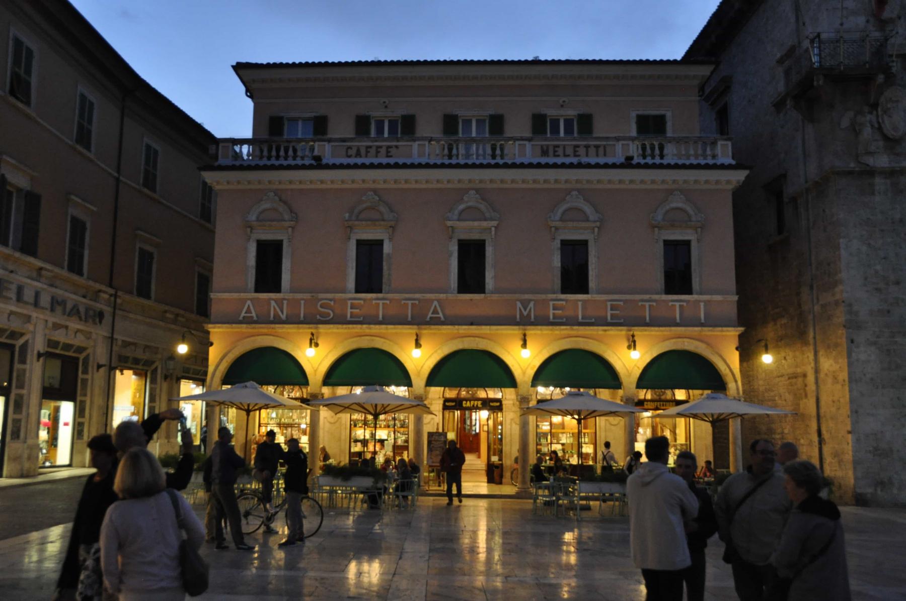 Cafe Meletti - Ascoli Piceno
